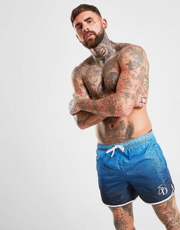 Supply & Demand Despeckled Swim Shorts