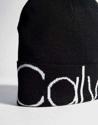 Calvin Klein Pom Beanie