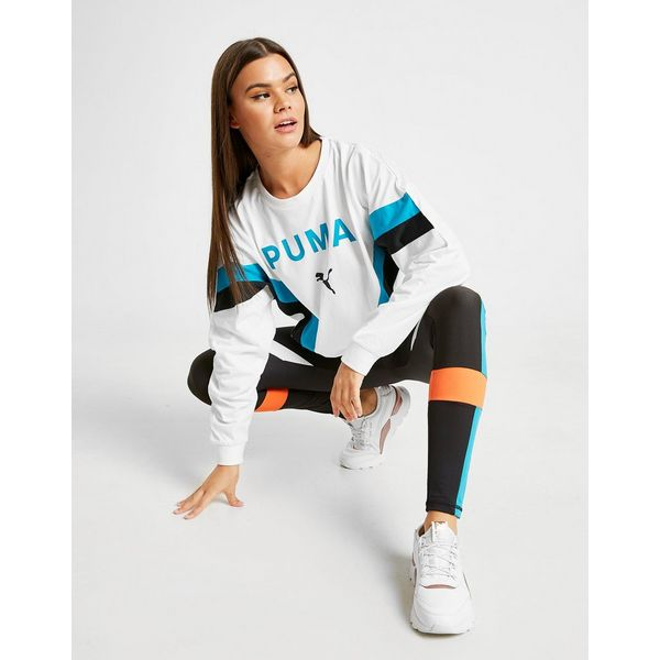 PUMA Chase Crew Sweatshirt