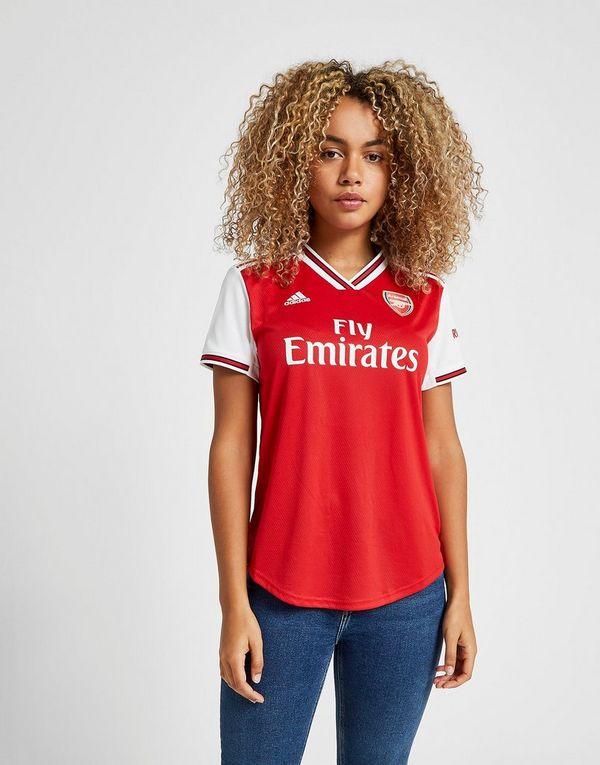 huge selection of e8db5 bc431 adidas Arsenal FC 2019/20 Home Shirt Women's | JD Sports