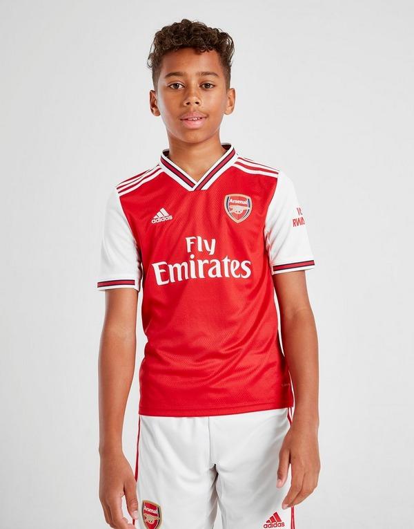 adidas Arsenal FC 2019/20 Home Shirt Junior