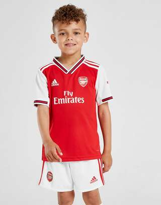 outlet store sale a2c39 587d3 adidas Arsenal FC 2019/20 Home Kit Children | JD Sports