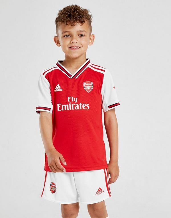 adidas Arsenal FC 2019/20 Home Kit Children