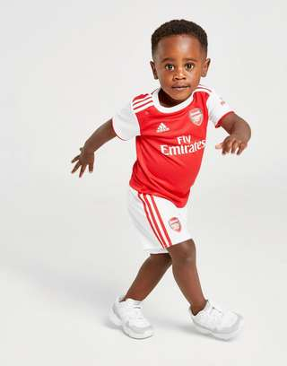 quality design e6377 24d7b adidas Arsenal FC 2019/20 Home Kit Infant | JD Sports