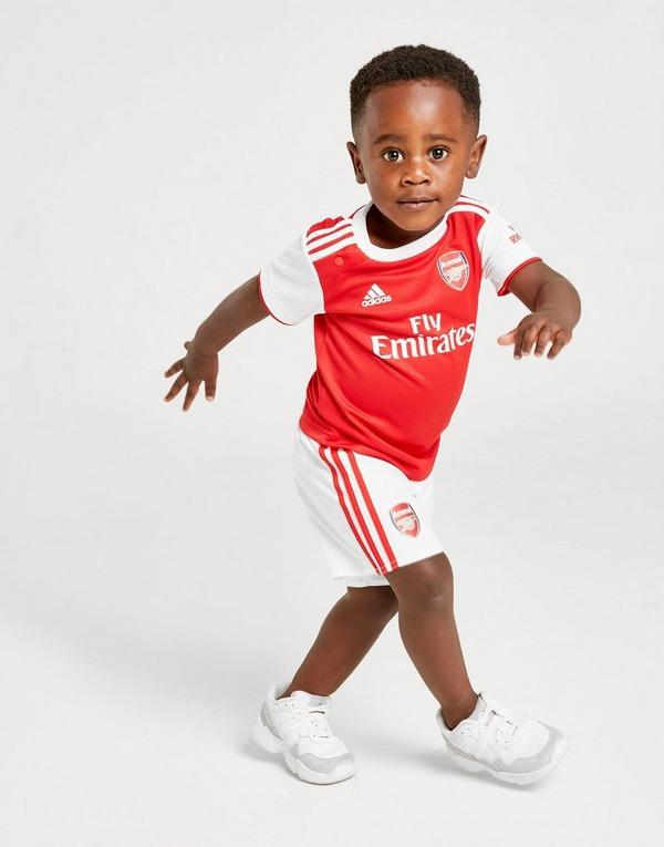 adidas Arsenal FC 2019/20 Home Kit Infant