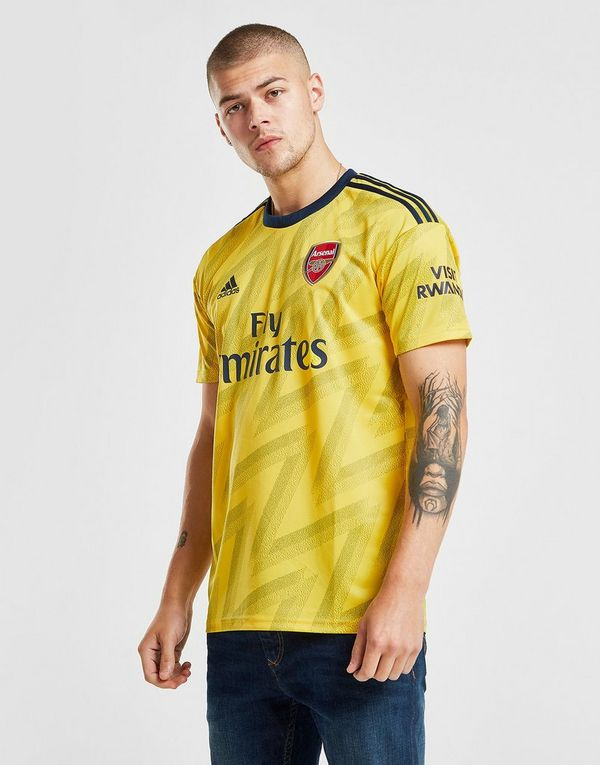 half off e0ed3 74a45 adidas Arsenal FC 2019/20 Away Shirt | JD Sports