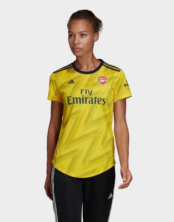 adidas Arsenal FC 2019/20 Away Shirt Women's