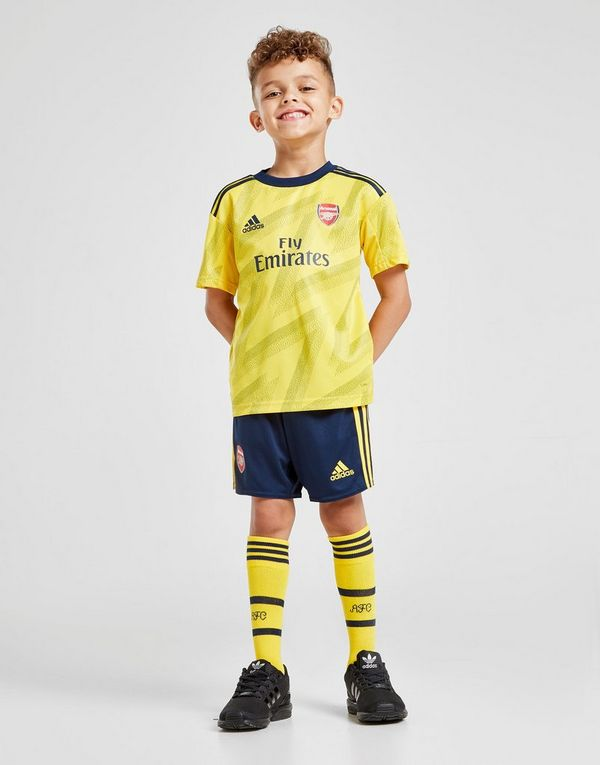 promo code cb60e dd3ce adidas Arsenal FC 2019/20 Away Kit Children | JD Sports