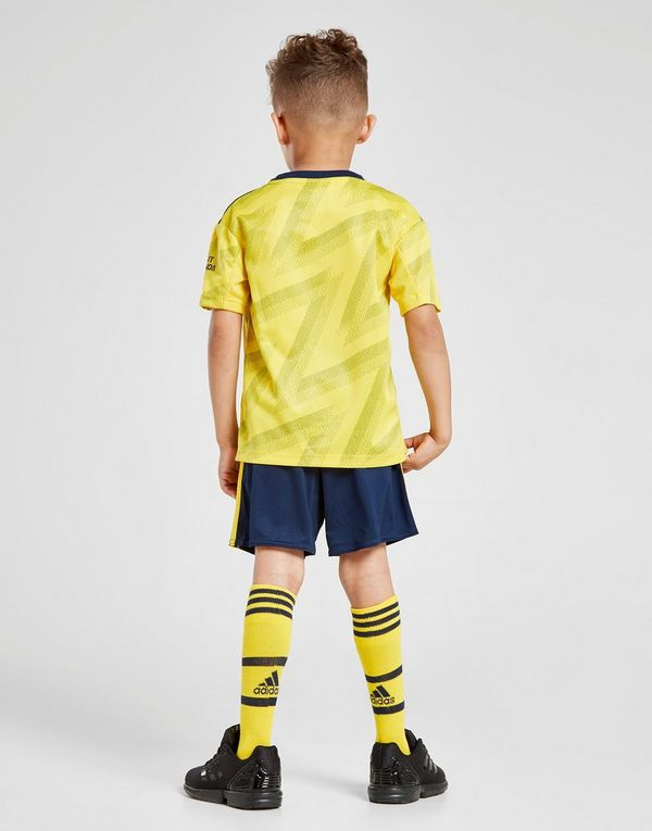promo code 3f324 d233b adidas Arsenal FC 2019/20 Away Kit Children | JD Sports