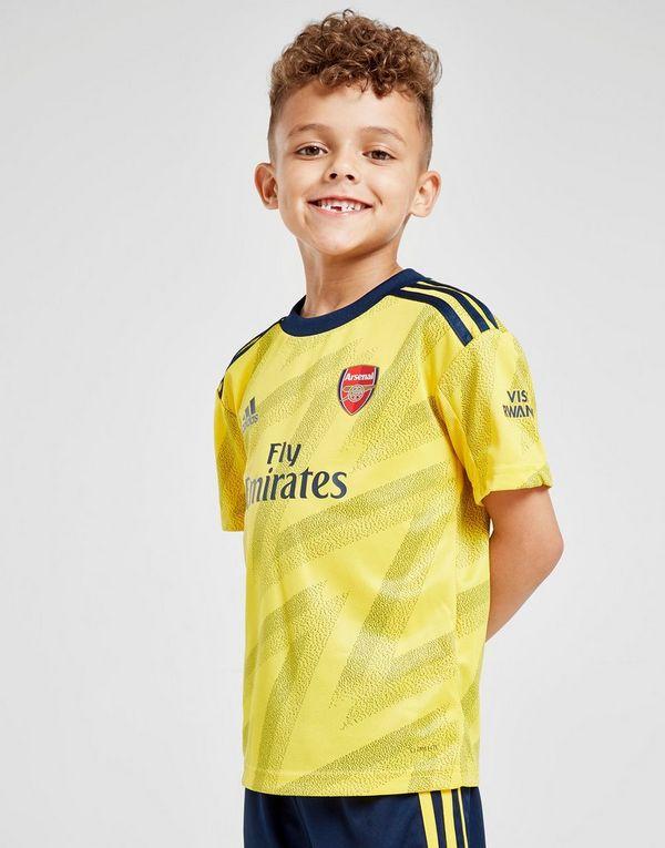 promo code cb1f4 73155 adidas Arsenal FC 2019/20 Away Kit Children | JD Sports