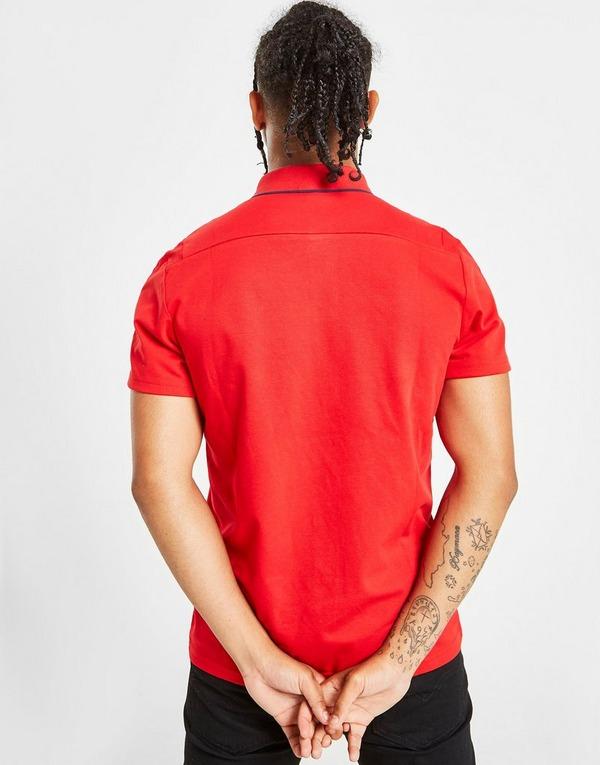 polo homme adidas coton