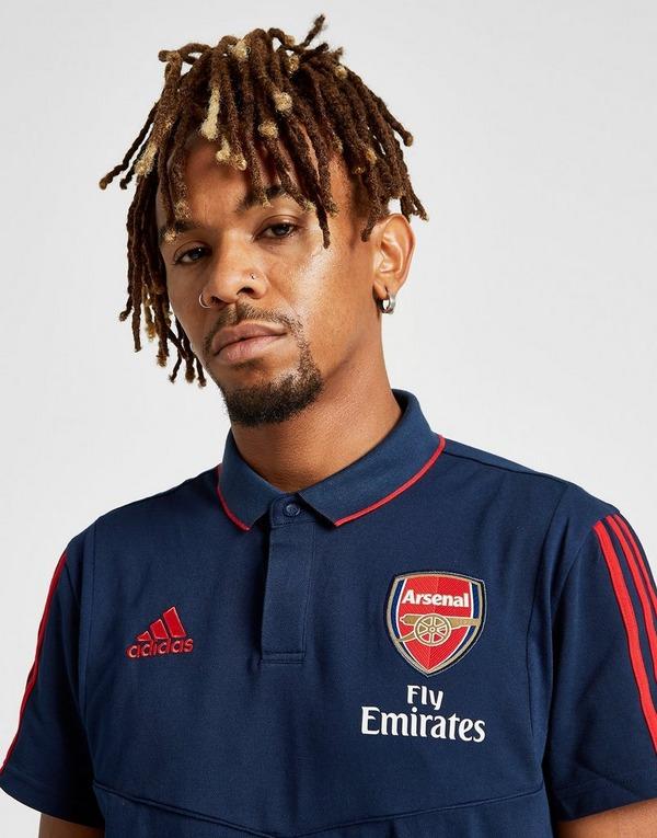 adidas Arsenal FC Cotton Polo Shirt
