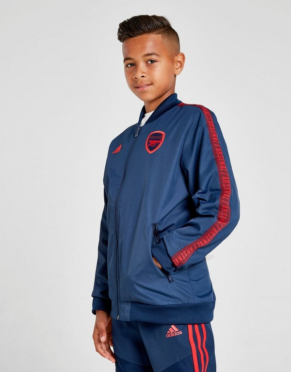 adidas superstar jacket junior