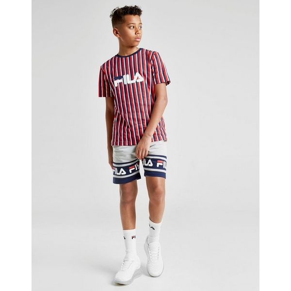 Fila Pluto Stripe T-Shirt Junior