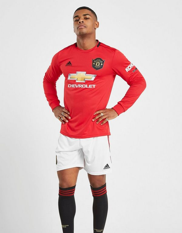 c6d4e0e0dd5 adidas Manchester United FC 19 20 Home Shorts