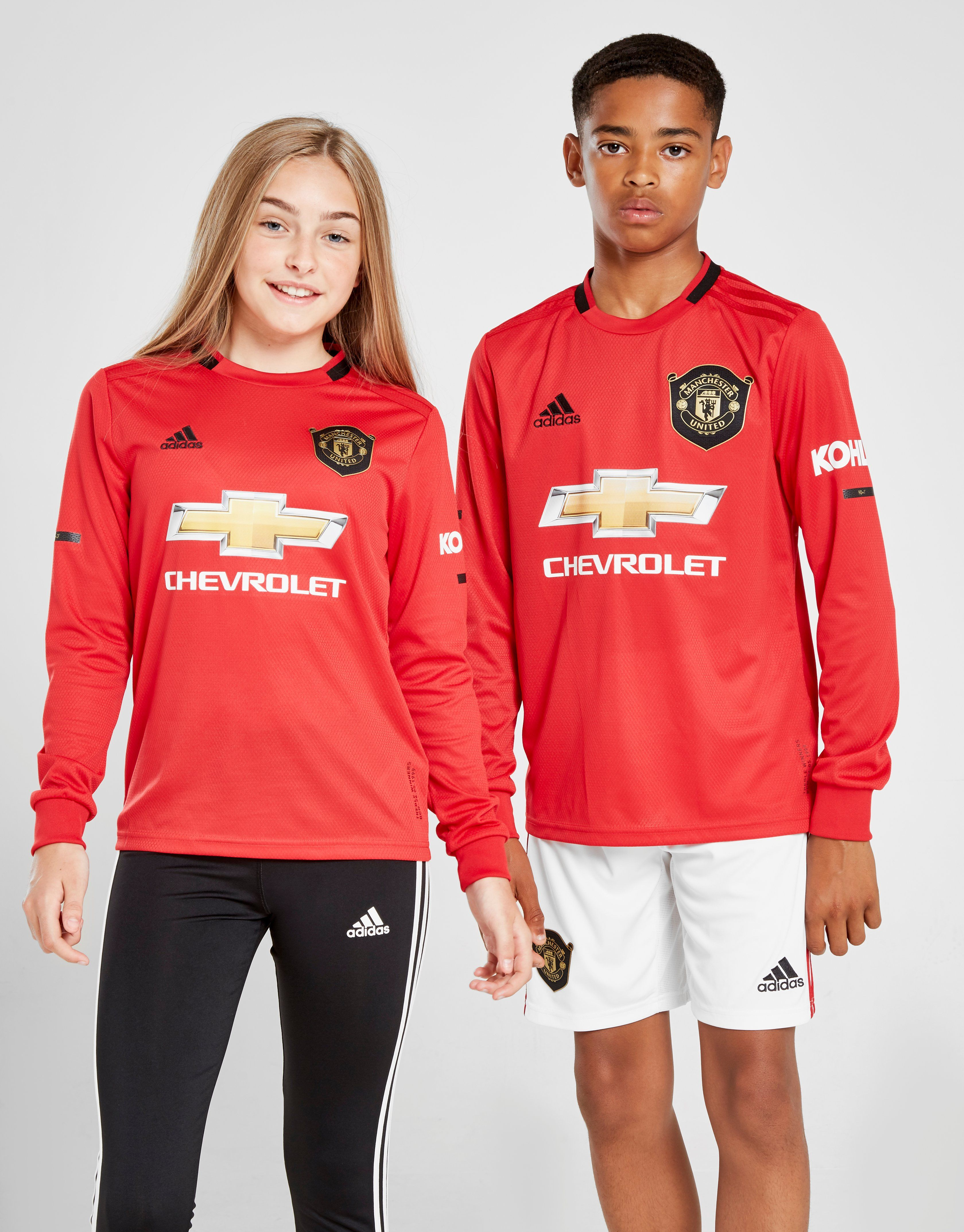 adidas Performance Manchester United Home Jersey | JD Sports