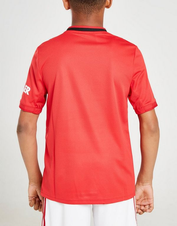 adidas Manchester Utd 1920 Home Shirt Kinder | JD Sports