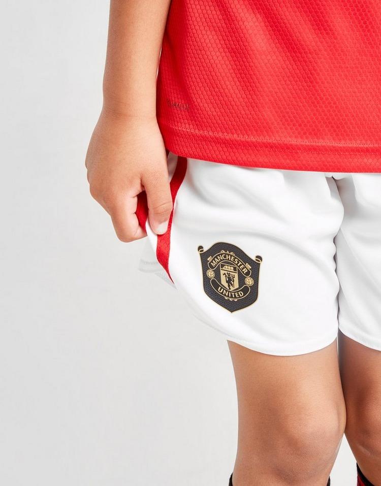 adidas Manchester United 19/20 Home Kit Children