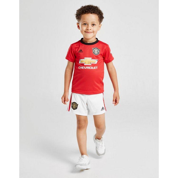 adidas conjunto Manchester United 2019/20 1.ª equipación para bebé