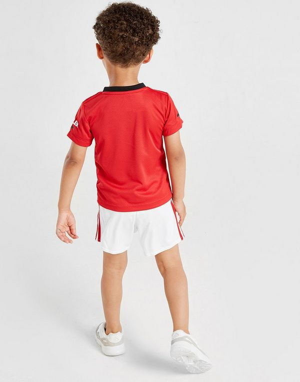 566c1fdd79f adidas Manchester United 19/20 Home Kit Infant | JD Sports