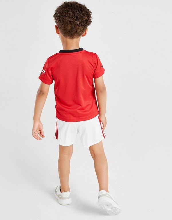 adidas Manchester United 19/20 Home Kit Infant