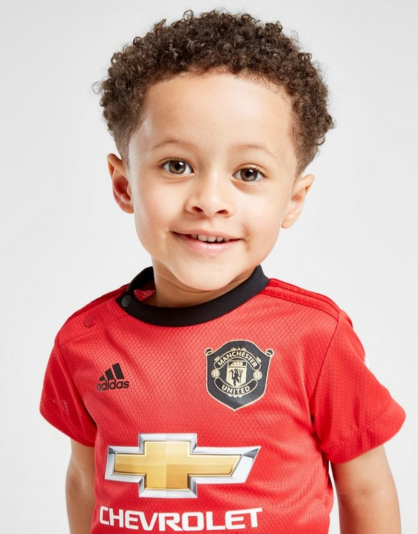adidas Manchester United 1920 Home Kit para Bebé | JD Sports