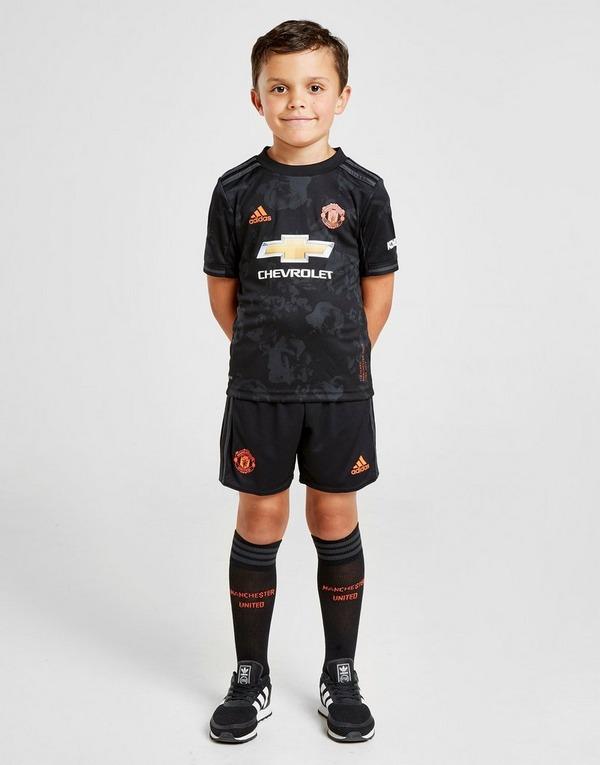 adidas Manchester United FC 2019/20 Third Kit Children