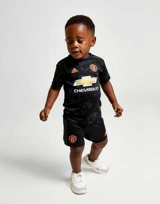 online store 6e631 e02d4 adidas Manchester United FC 2019/20 Third Kit Infant | JD Sports