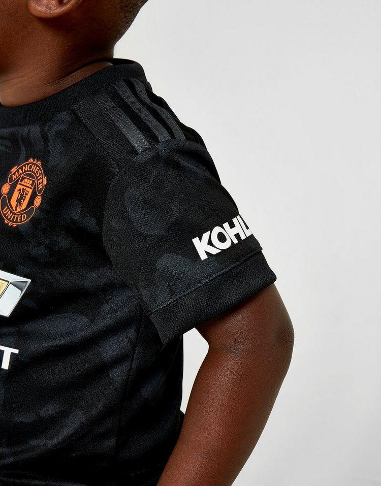 adidas equipación Manchester United FC 2019/20 3.ª equipación para bebé