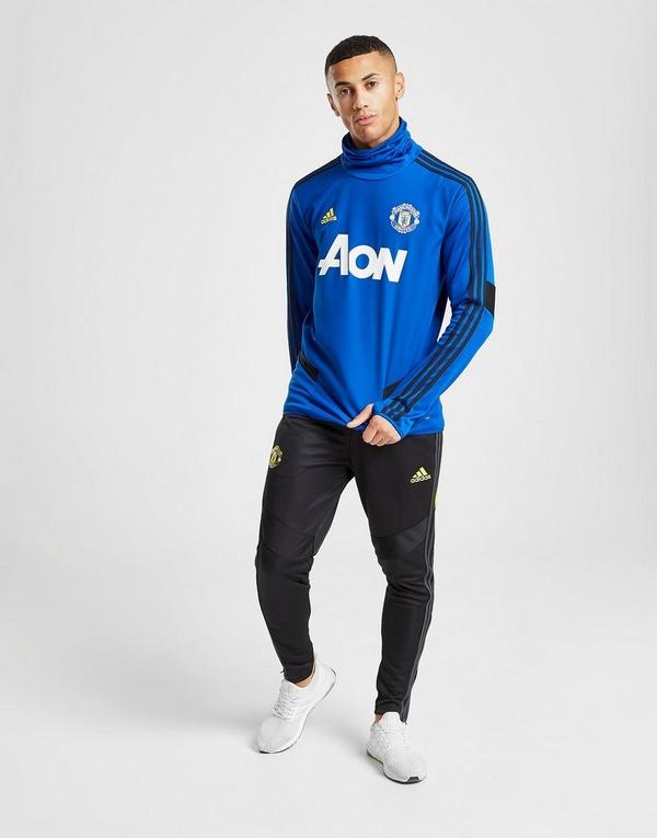Shoppa adidas Manchester United FC Uppvärmningströja | JD