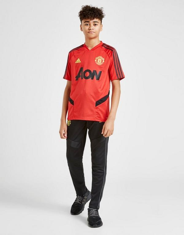 adidas Manchester United FC Training Track Pants Junior