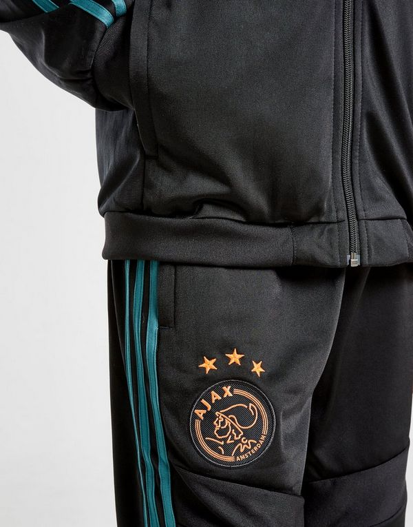 adidas Ajax Presentation Tracksuit Junior