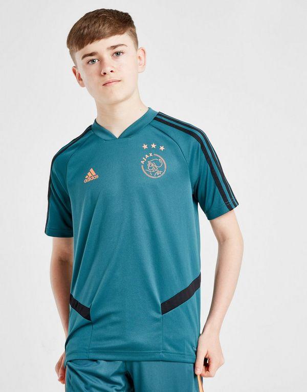 803780ad7f7 adidas Ajax Training Shirt Junior | JD Sports