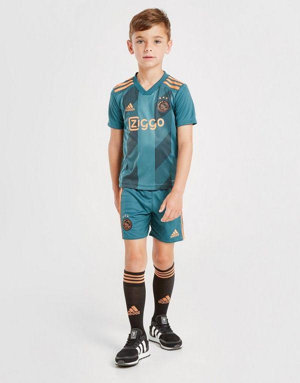 newest 56fa4 80dcb adidas Ajax 2019 Away Kit Children | JD Sports