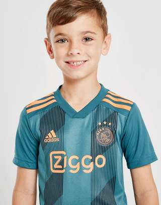newest a7a8a e9562 adidas Ajax 2019 Away Kit Children | JD Sports