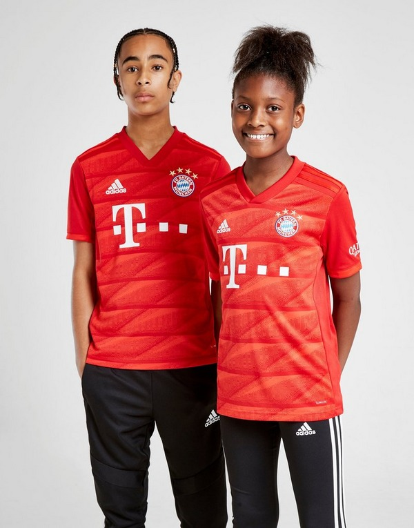 adidas FC Bayern Munich 19/20 Home Shirt Junior