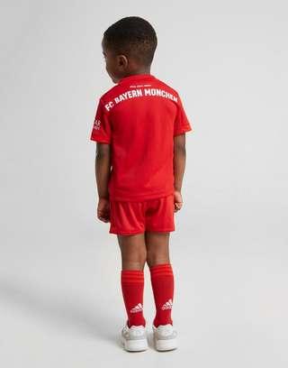 buy online c9c78 ef60e adidas FC Bayern Munich 19/20 Home Kit Children   JD Sports