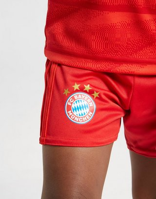 buy online 62749 f4d31 adidas FC Bayern Munich 19/20 Home Kit Children | JD Sports