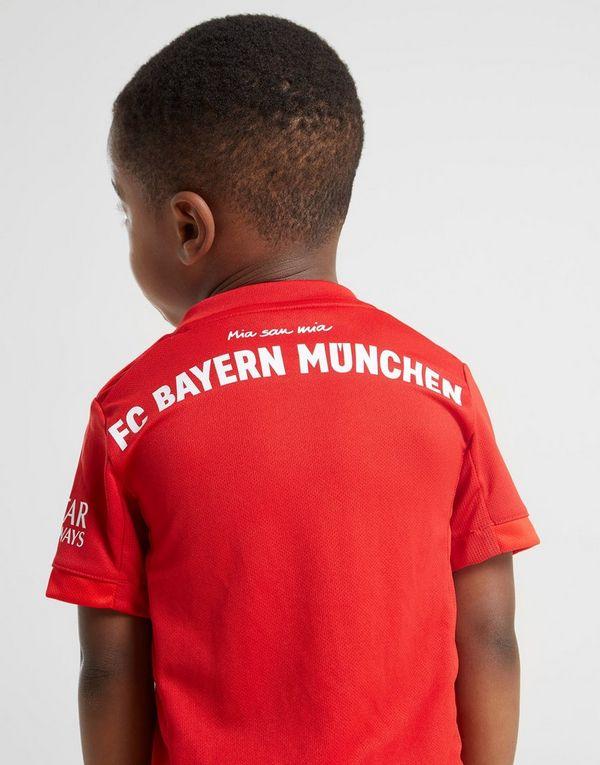 buy online 16036 7ae89 adidas FC Bayern Munich 19/20 Home Kit Children | JD Sports