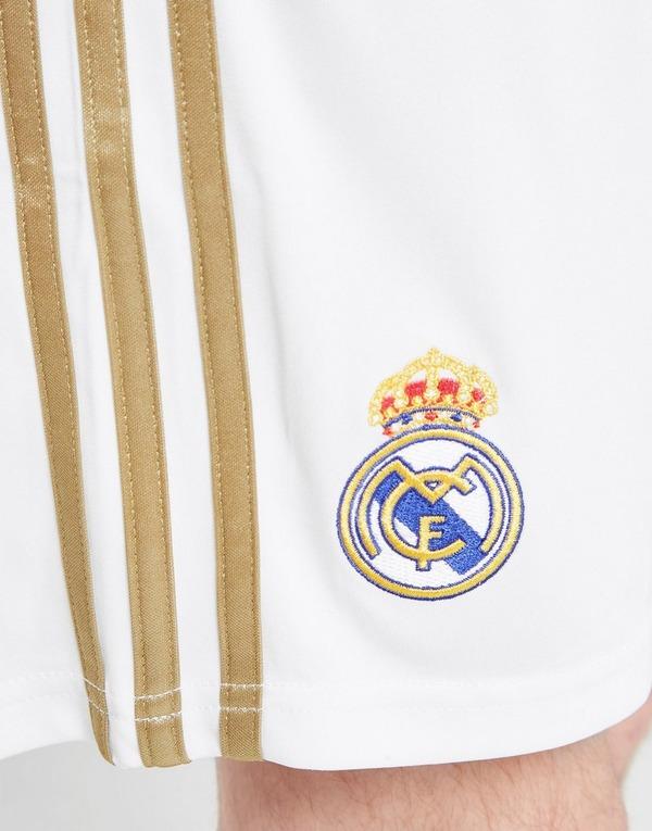 adidas pantalón corto Real Madrid 2019/20 1ª. equipación júnior