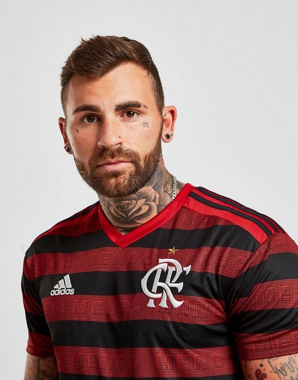 adidas CR Flamengo 2019/20 Home Shirt