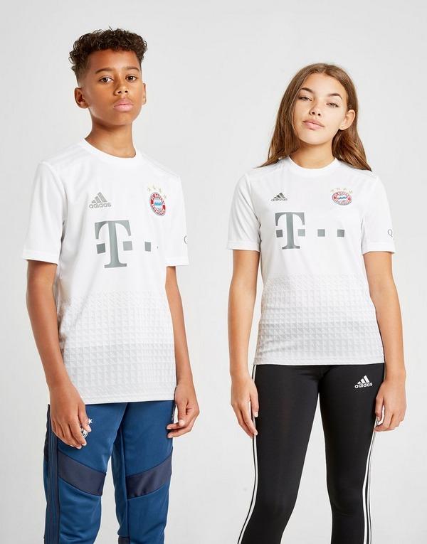 adidas FC Bayern Munich 19/20 Away Shirt Junior