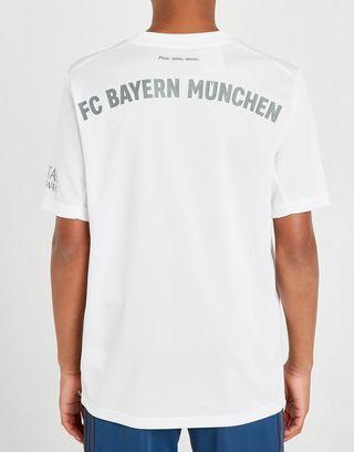 adidas FC Bayern Munich 1920 Away Shirt Kinder   JD Sports