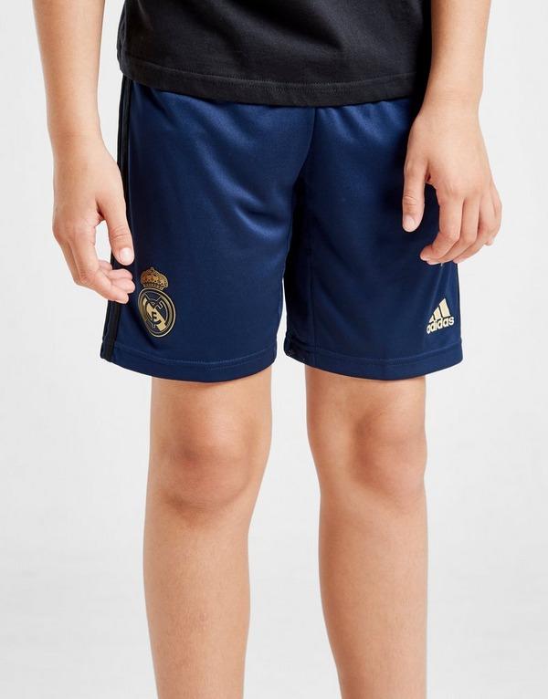 adidas Real Madrid 2019/20 Away Shorts Junior