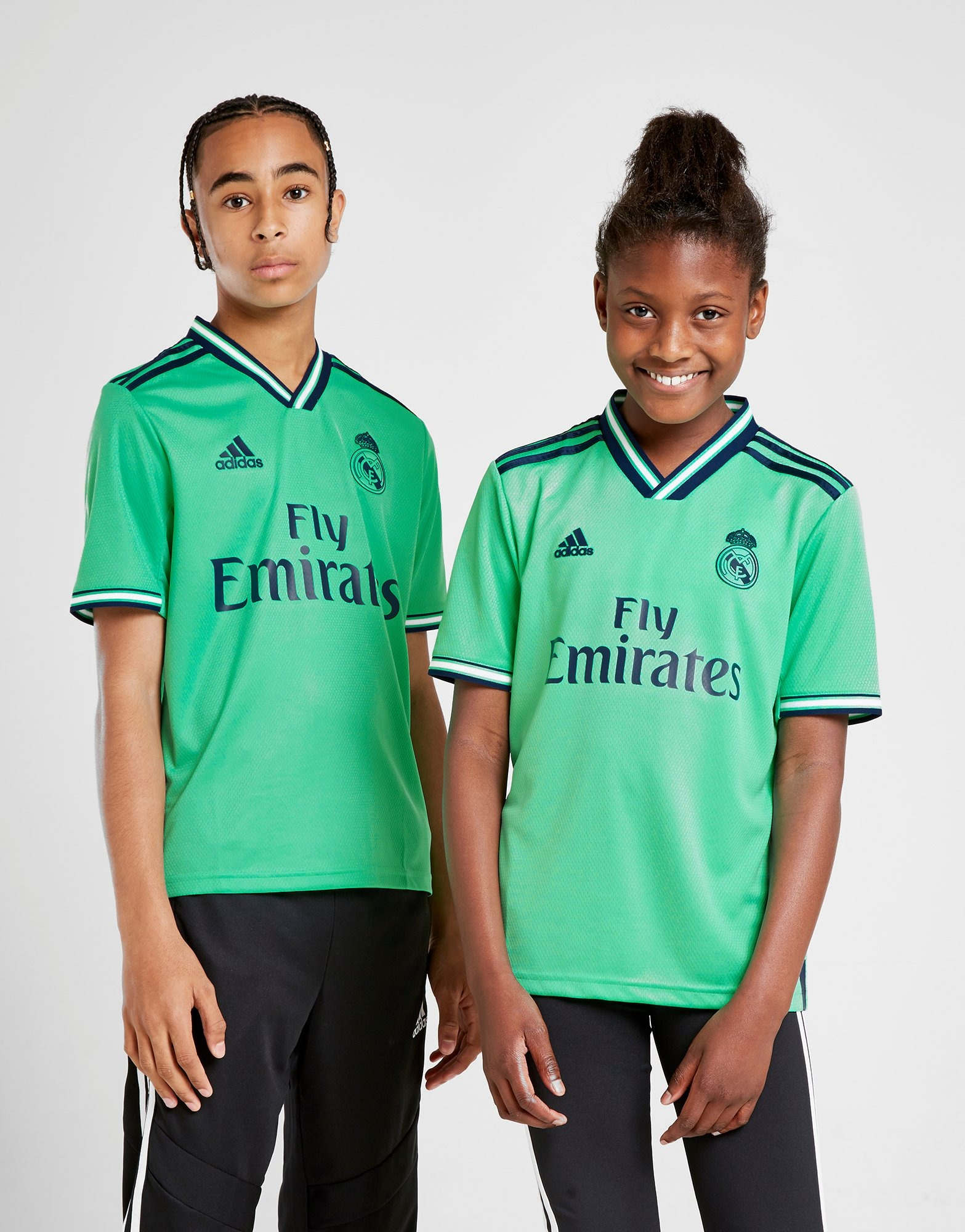 Real Madrid Home Jersey with Your Name 201920 (Adidas)