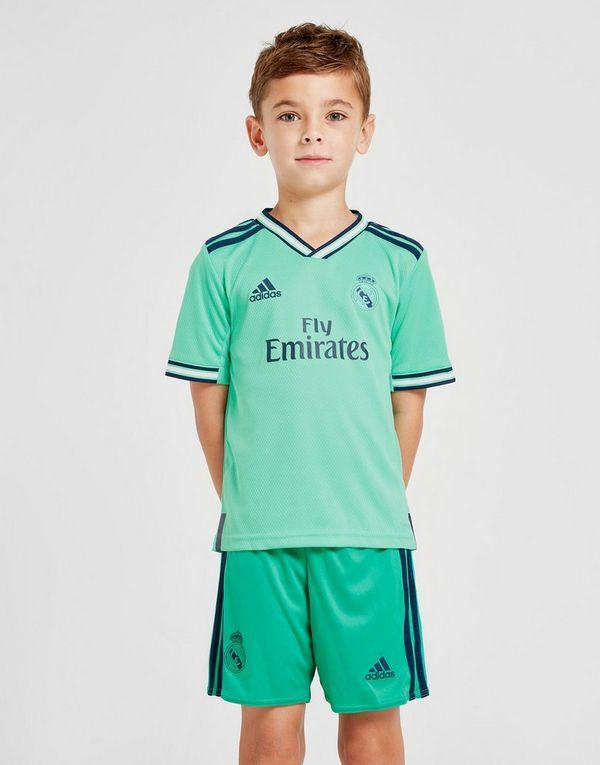aed6b4e4680 adidas Real Madrid 2019/20 Third Kit Children PRE ORDER | JD Sports