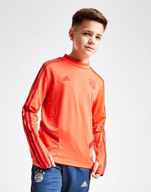 adidas FC Bayern Munich Training Top Junior
