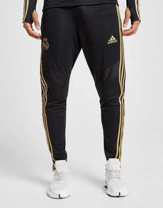 adidas Real Madrid Training Track Pants   JD Sports