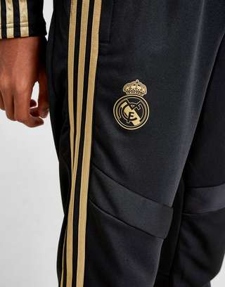 new style fdef5 34689 adidas Real Madrid Training Track Pants Junior | JD Sports