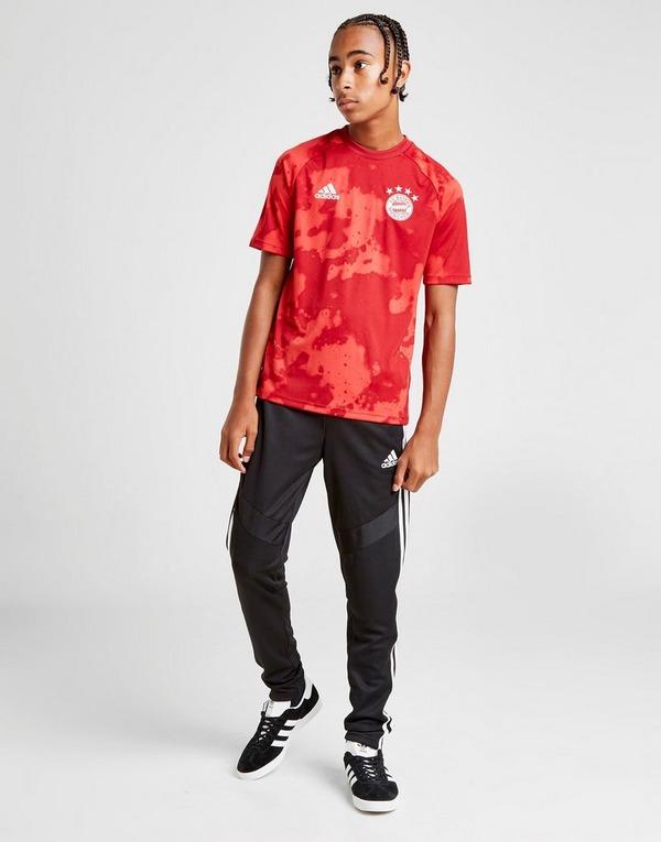 adidas FC Bayern Munich Pre Match Shirt Junior